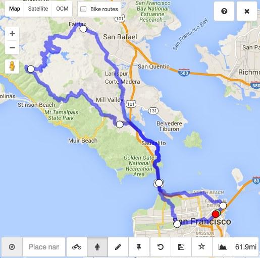 Dwmap Routecourse For Garmin Gps Watch And Edge Dynamicwatch